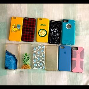 iPhone cases for 6,6s,7,8